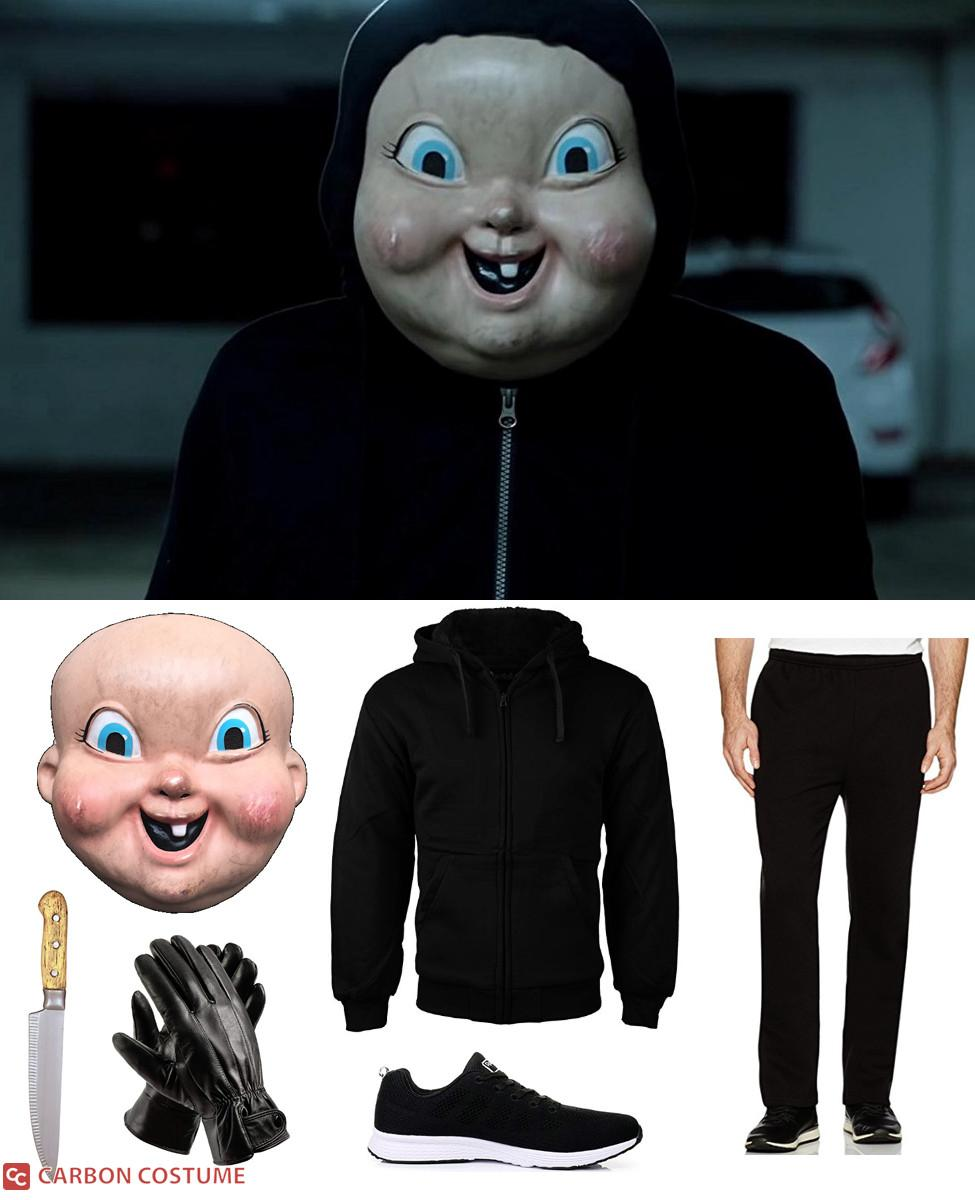 Happy Death Day Killer Cosplay Guide