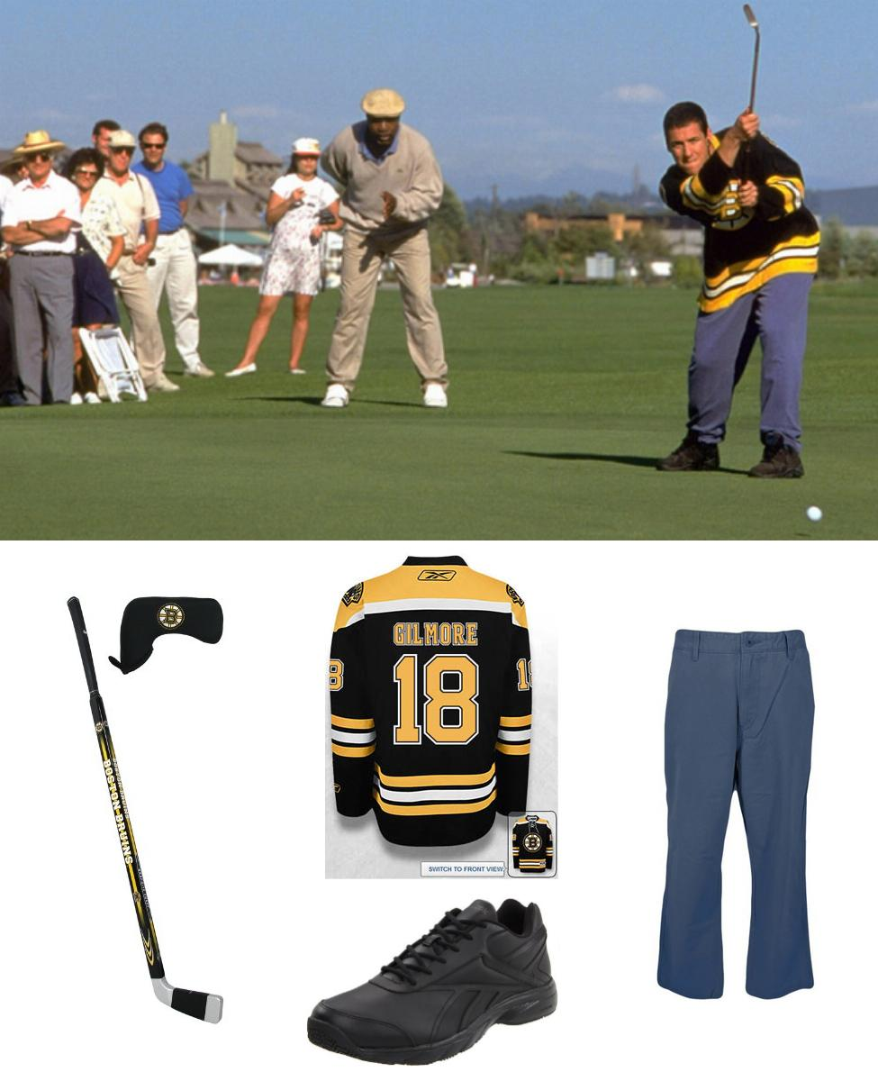 Happy Gilmore Cosplay Guide