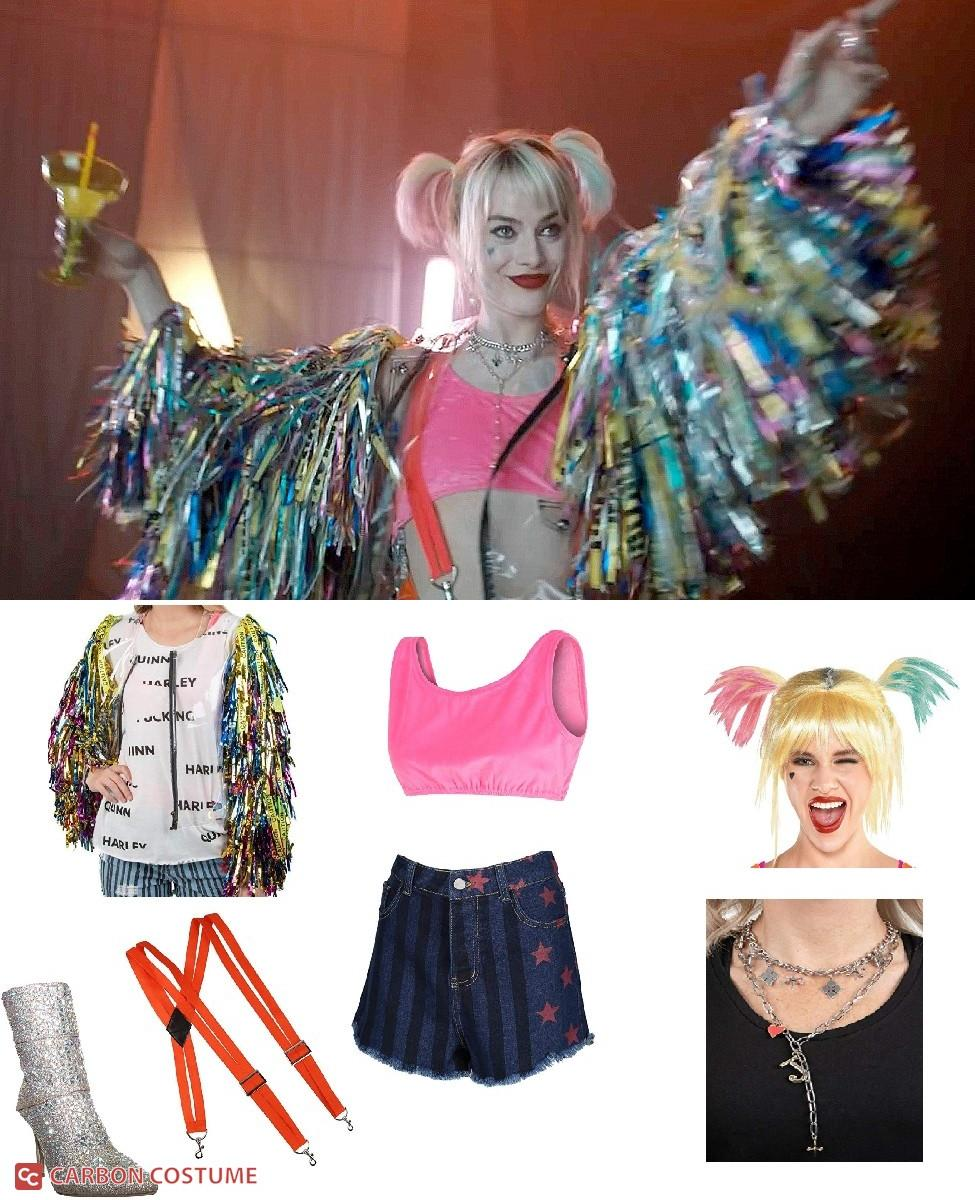 Harley Quinn from Birds of Prey Cosplay Guide