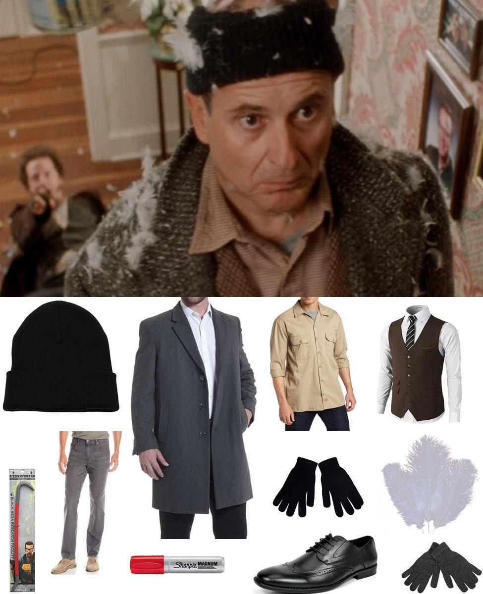 Harry from Home Alone Cosplay Guide