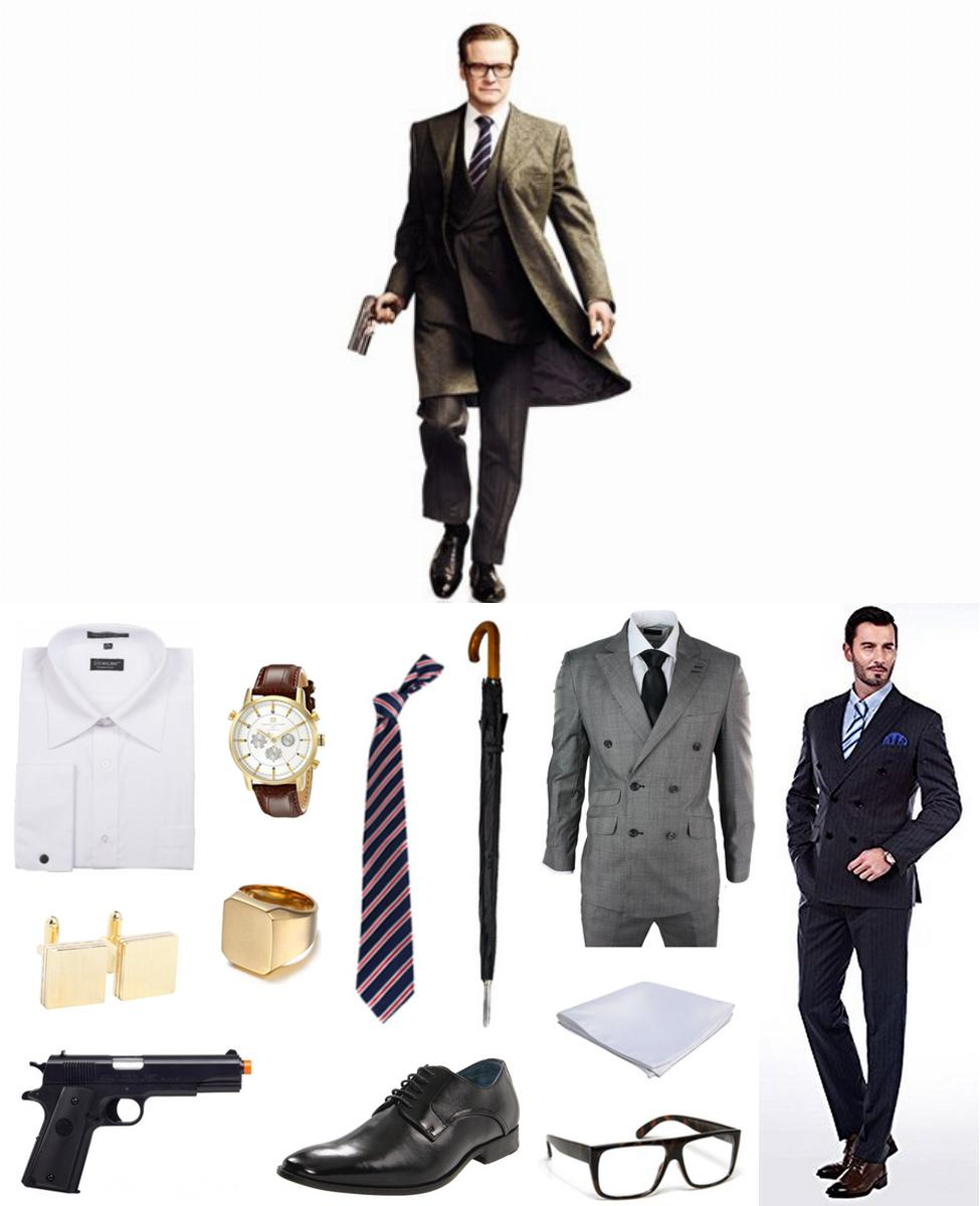 Harry Hart Cosplay Guide