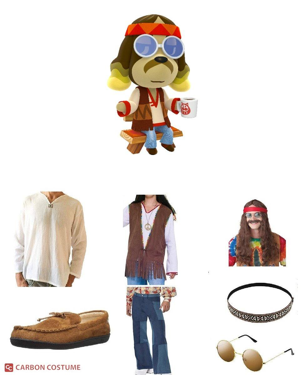 Harvey from Animal Crossing: New Horizons Cosplay Guide