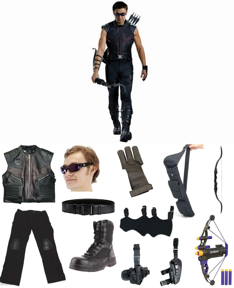 Hawkeye Cosplay Guide