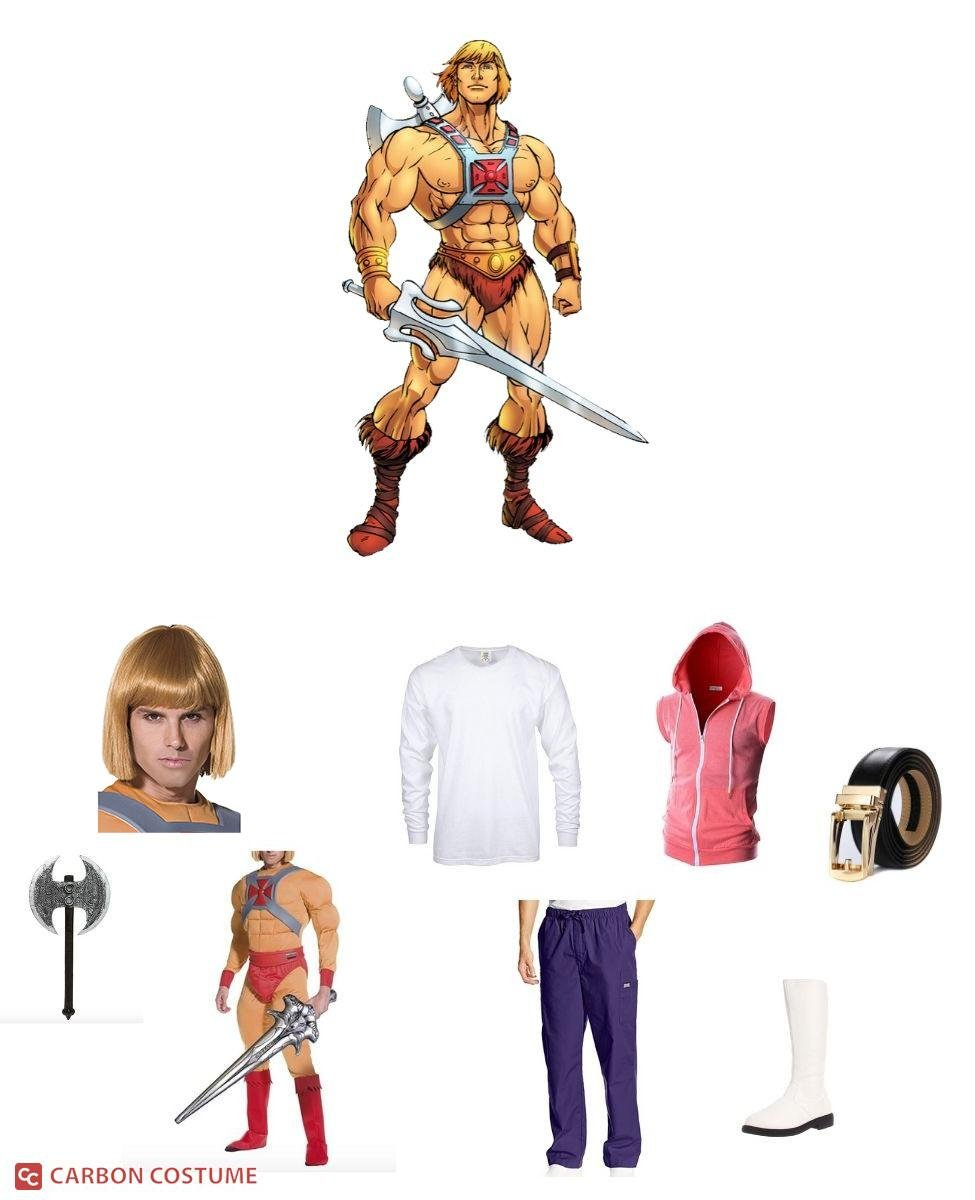 He-Man Cosplay Guide