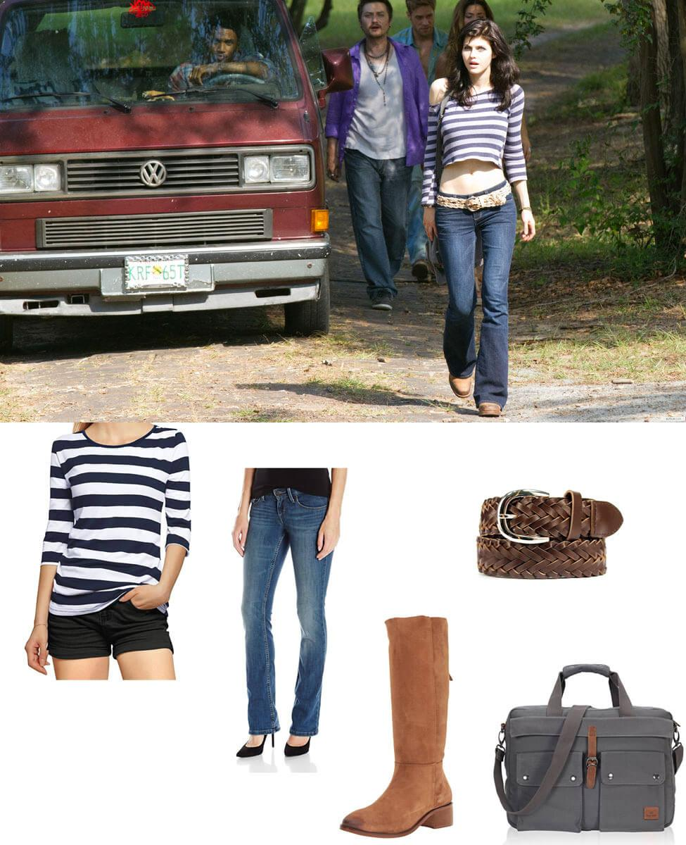 Heather Miller in Texas Chainsaw 3D Cosplay Guide