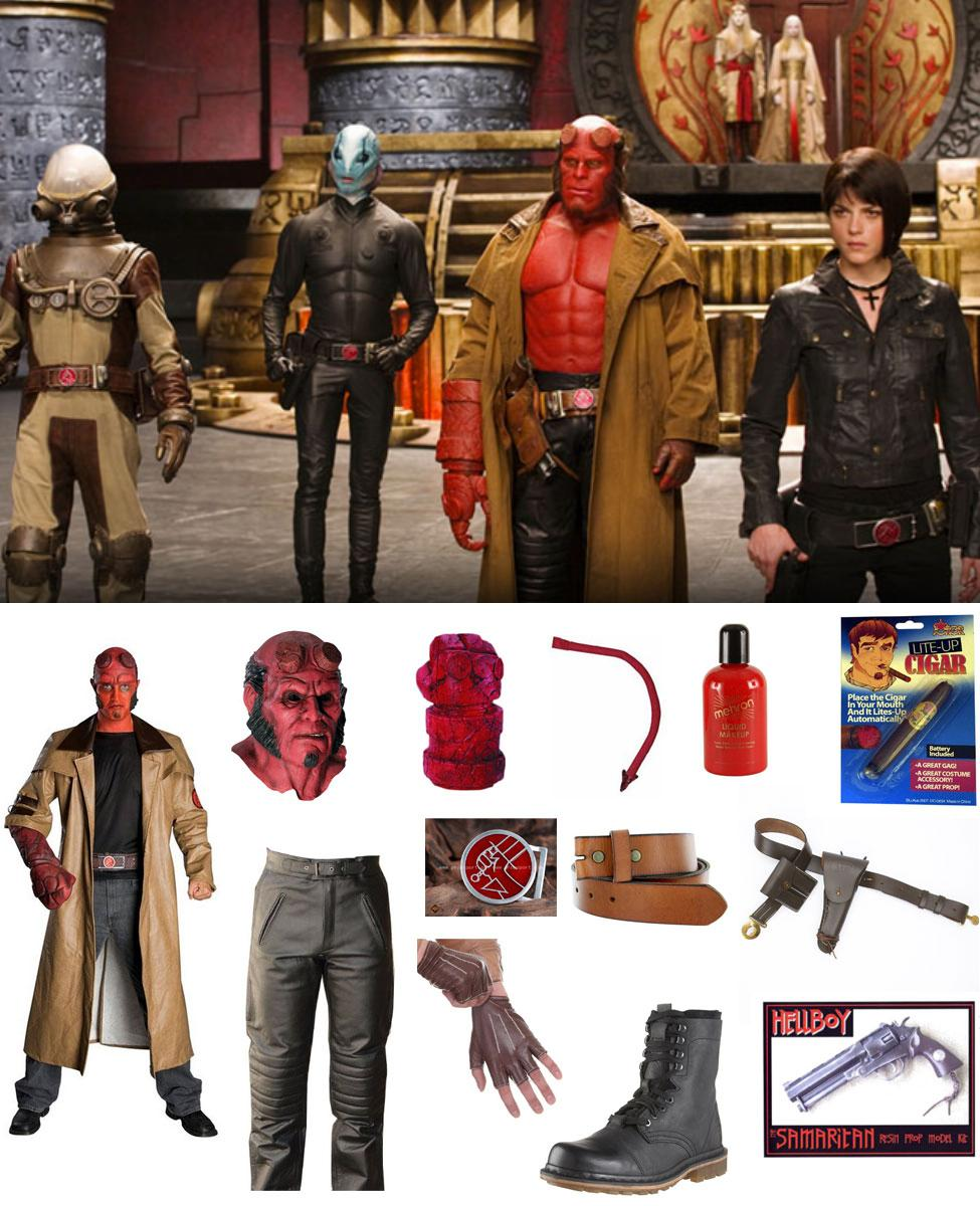 Hellboy Cosplay Guide