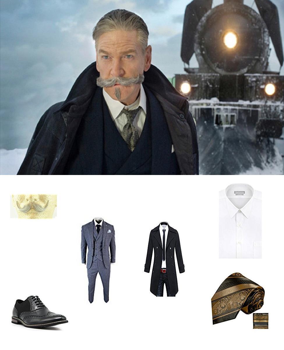 Hercule Poirot Cosplay Guide