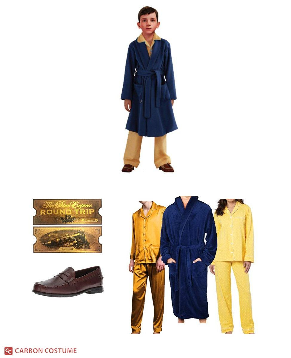 Hero Boy from The Polar Express Cosplay Guide