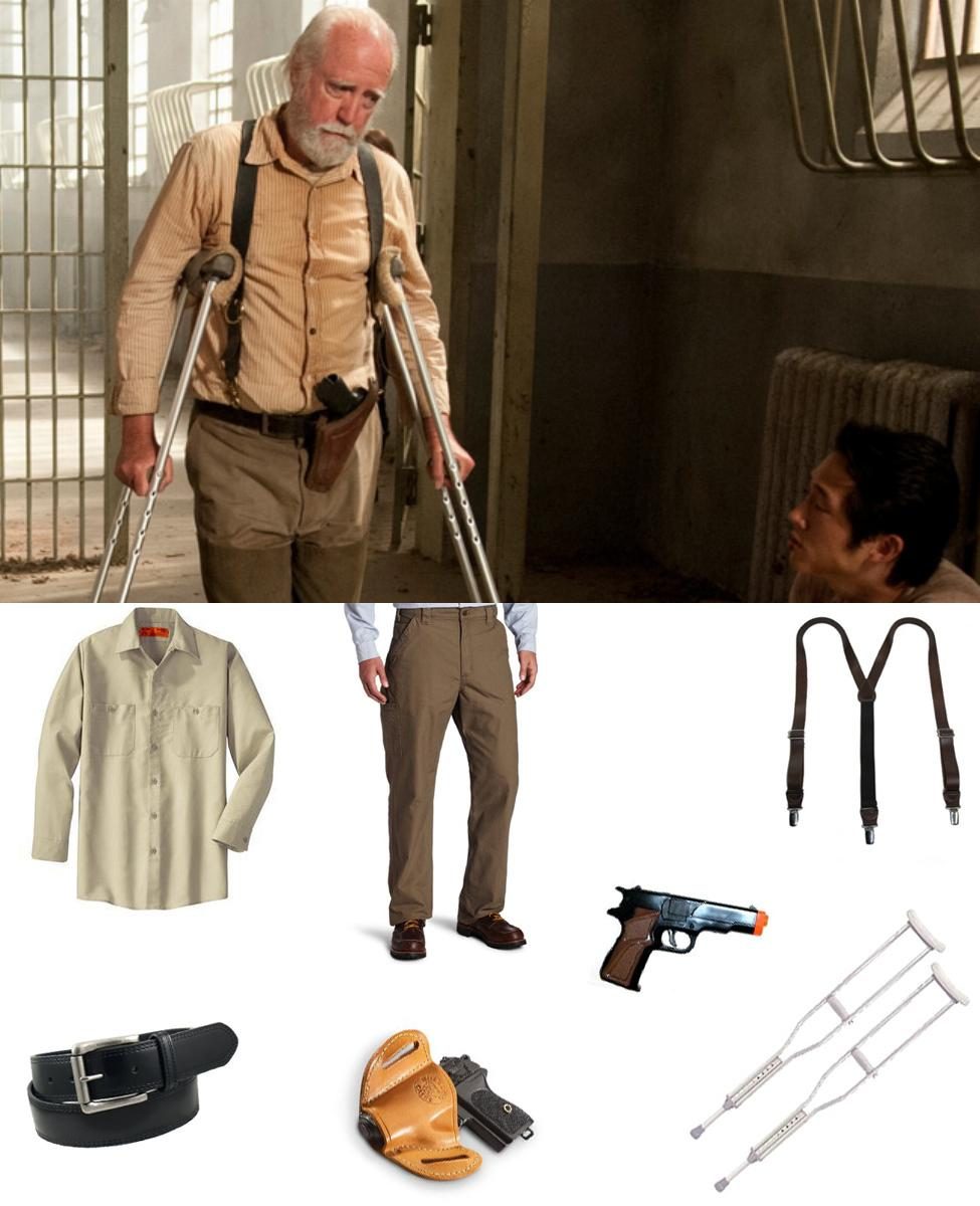 Hershel Greene Cosplay Guide