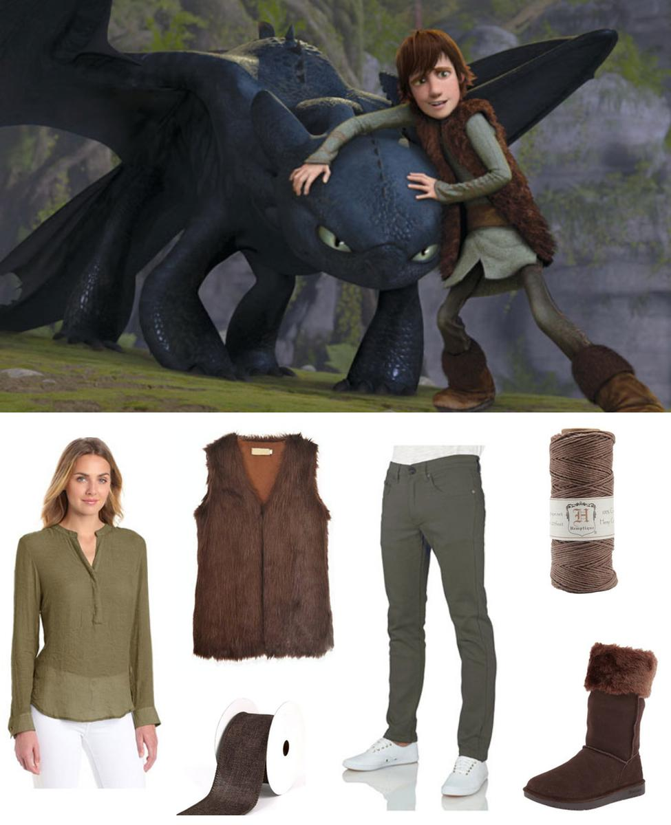Hiccup Cosplay Guide