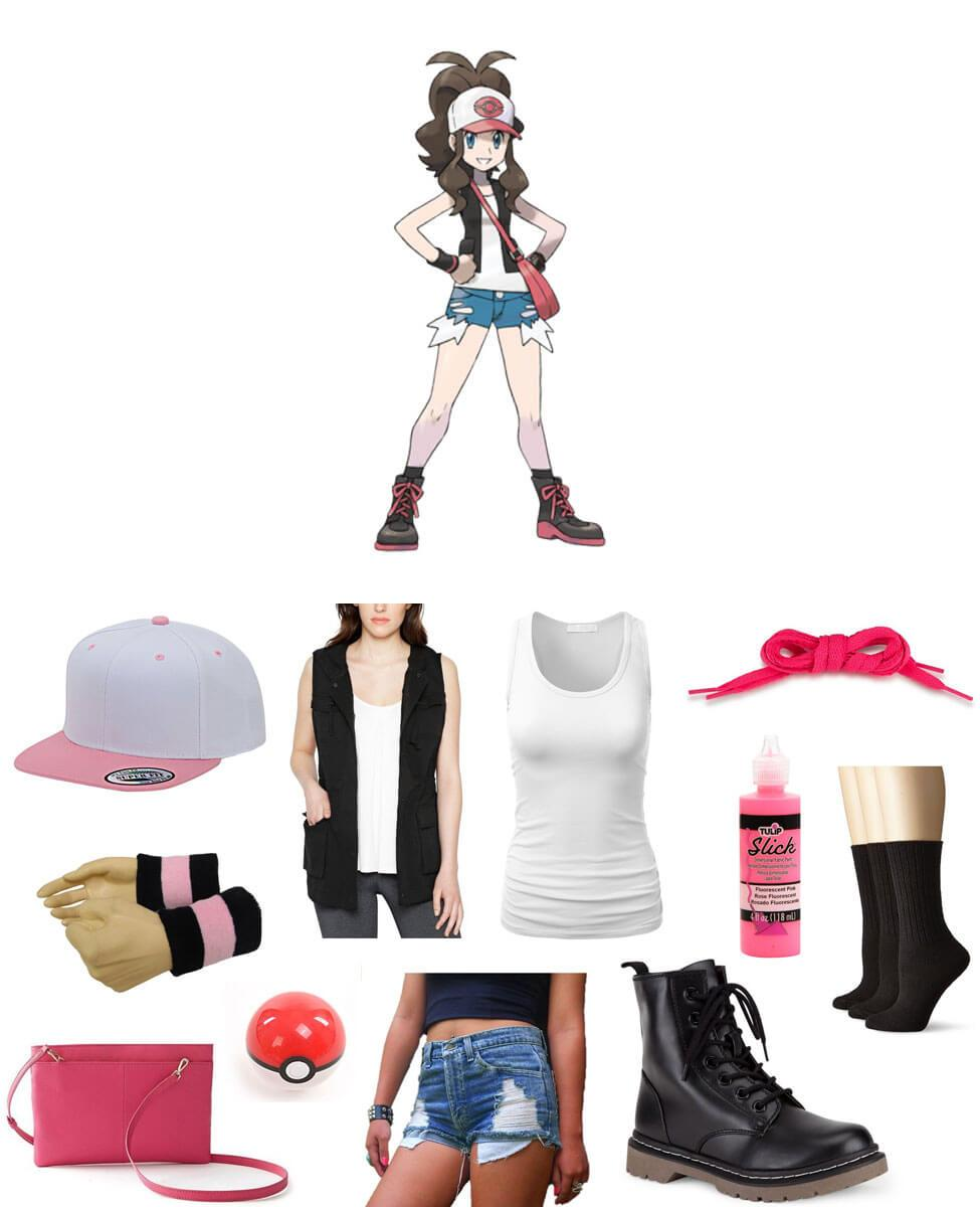 Hilda from Pokemon Cosplay Guide