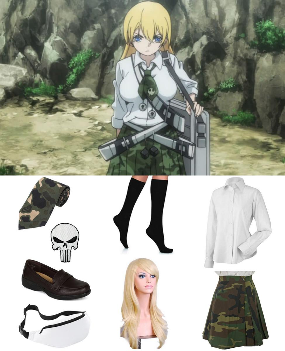 Himiko Cosplay Guide