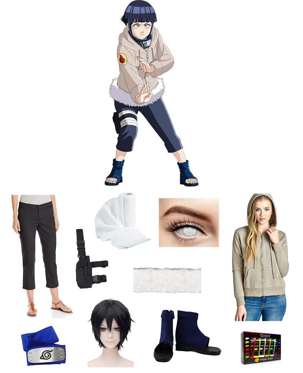 Hinata Hyuga Cosplay Guide