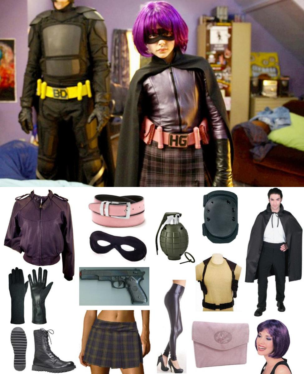 Hit-Girl Cosplay Guide