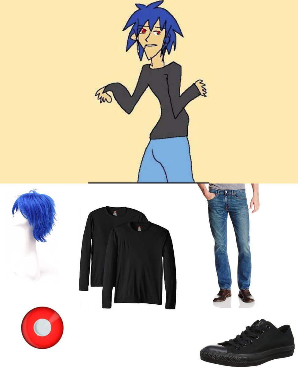 Hitoshi Cosplay Guide