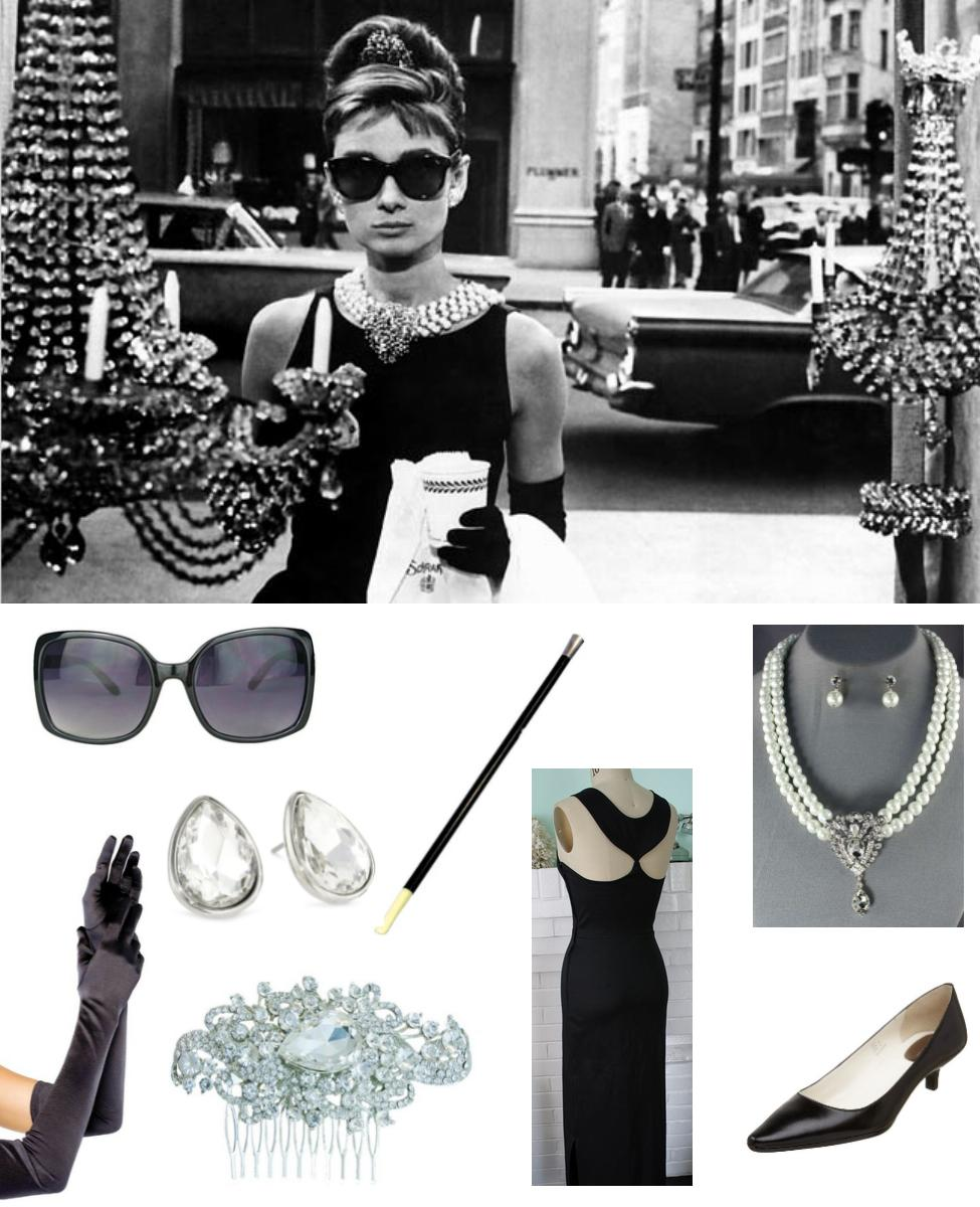 Holly Golightly Cosplay Guide