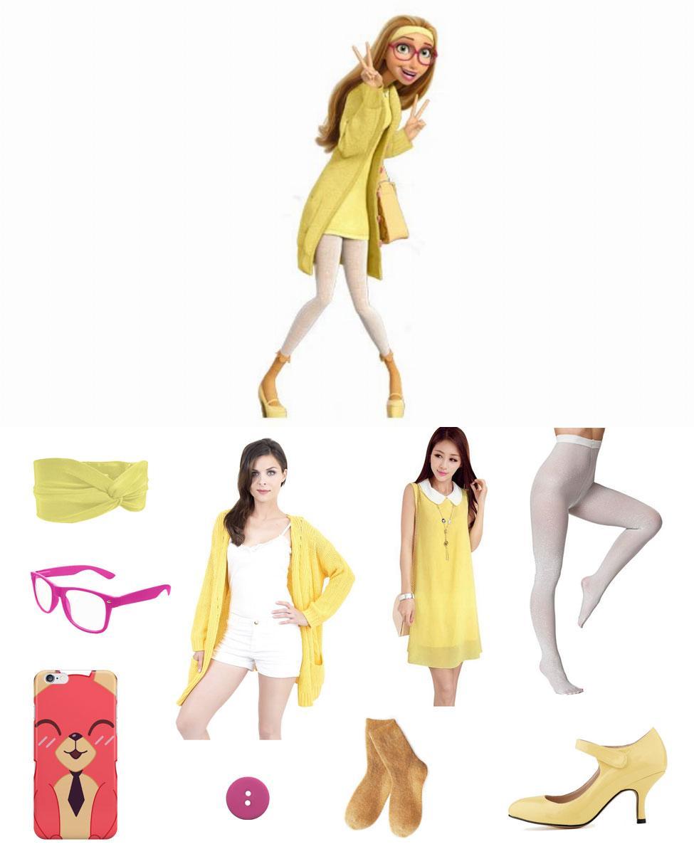 Honey Lemon Cosplay Guide