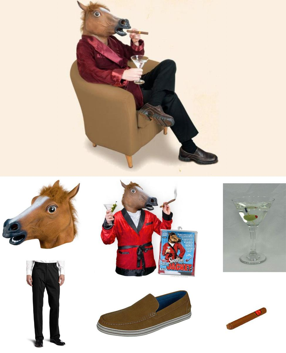 Horse Head Man Cosplay Guide