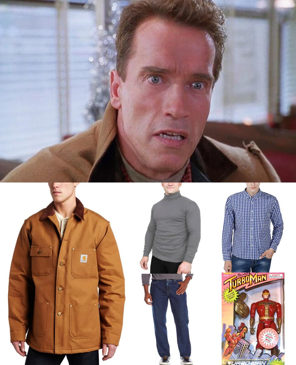 Howard Langston from Jingle All the Way Cosplay Guide