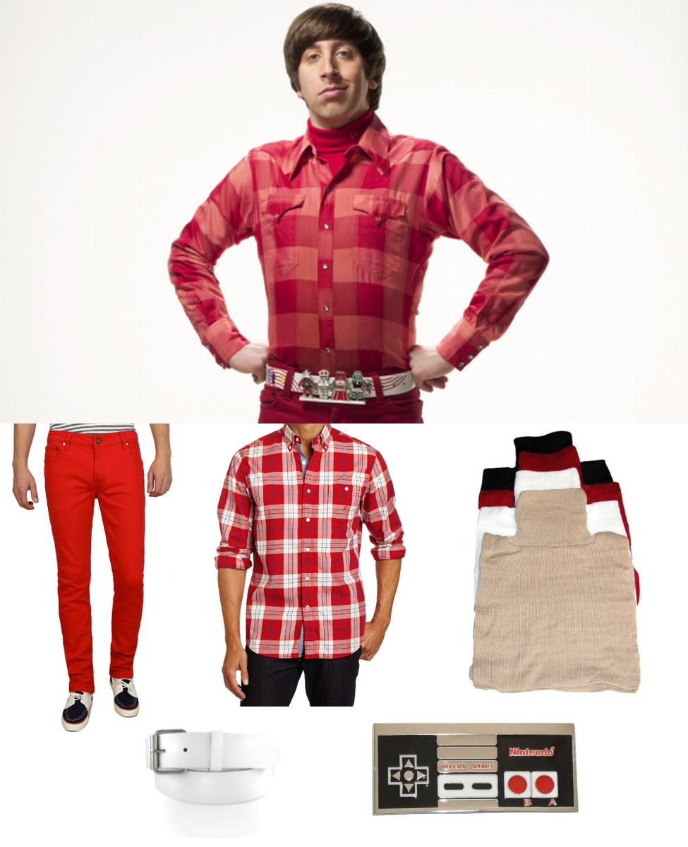 Howard Wolowitz Cosplay Guide