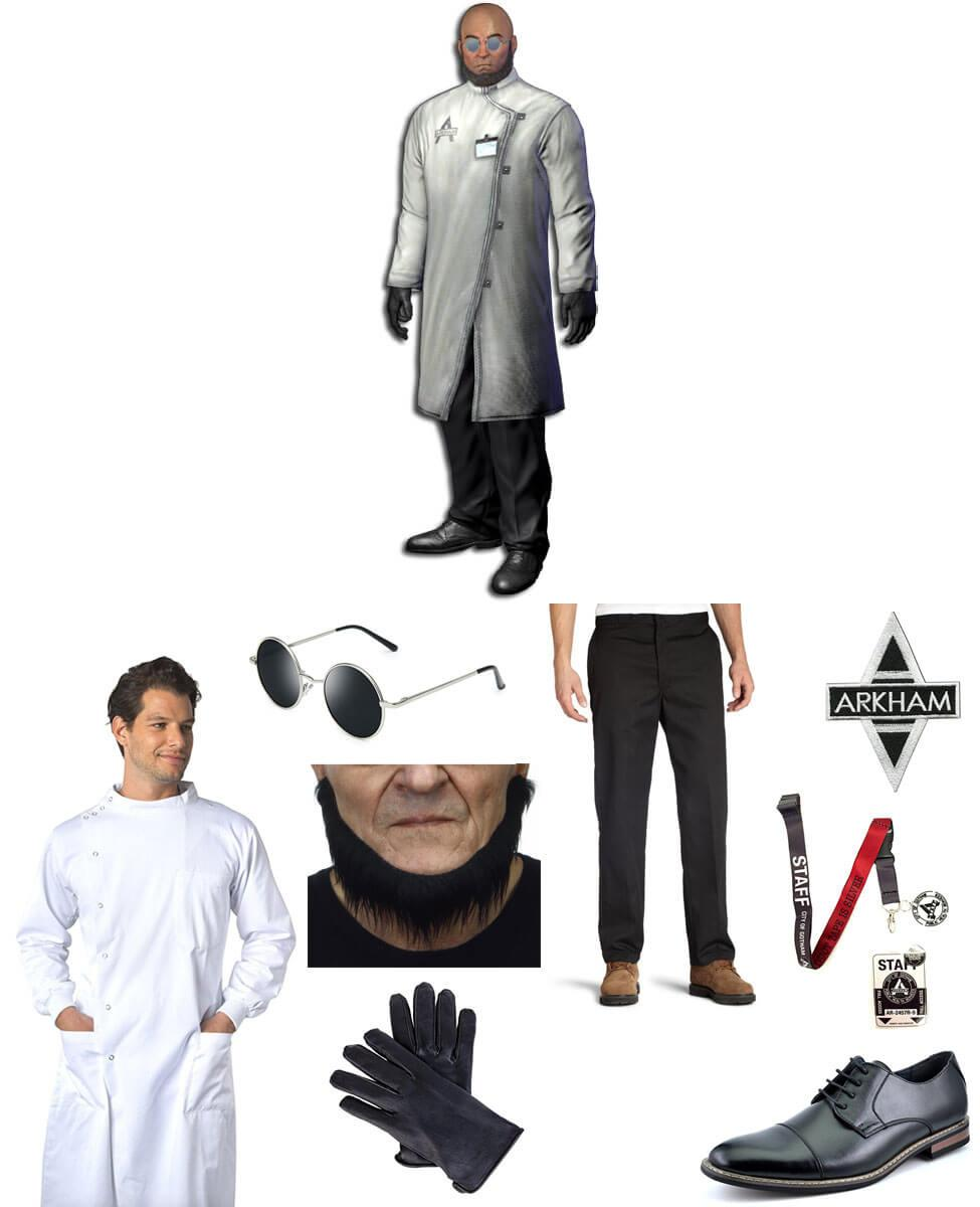 Hugo Strange Cosplay Guide