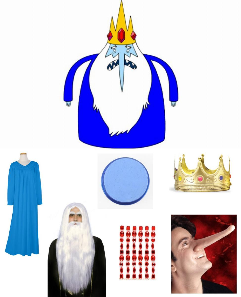 Ice King Cosplay Guide