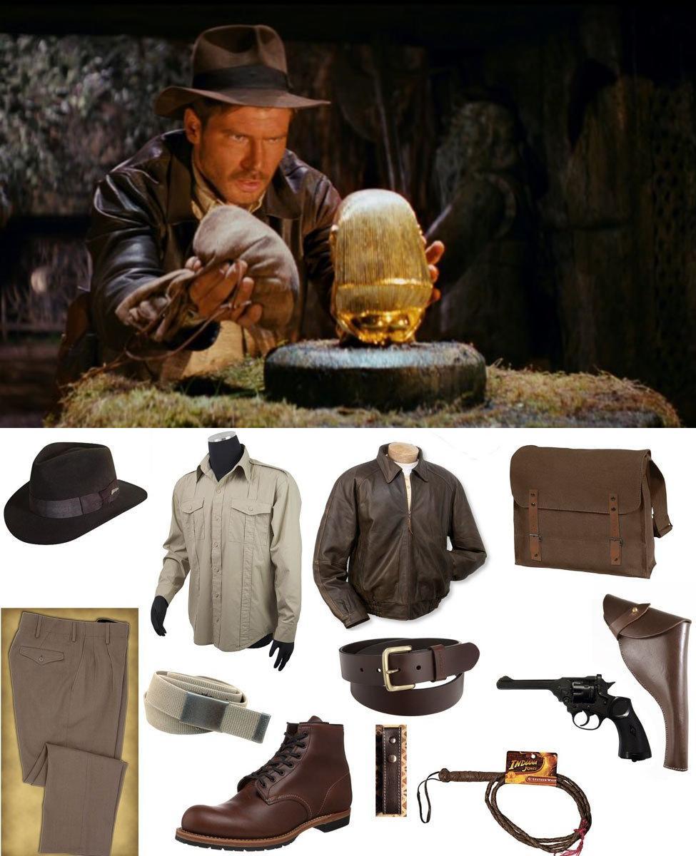 Indiana Jones Cosplay Guide