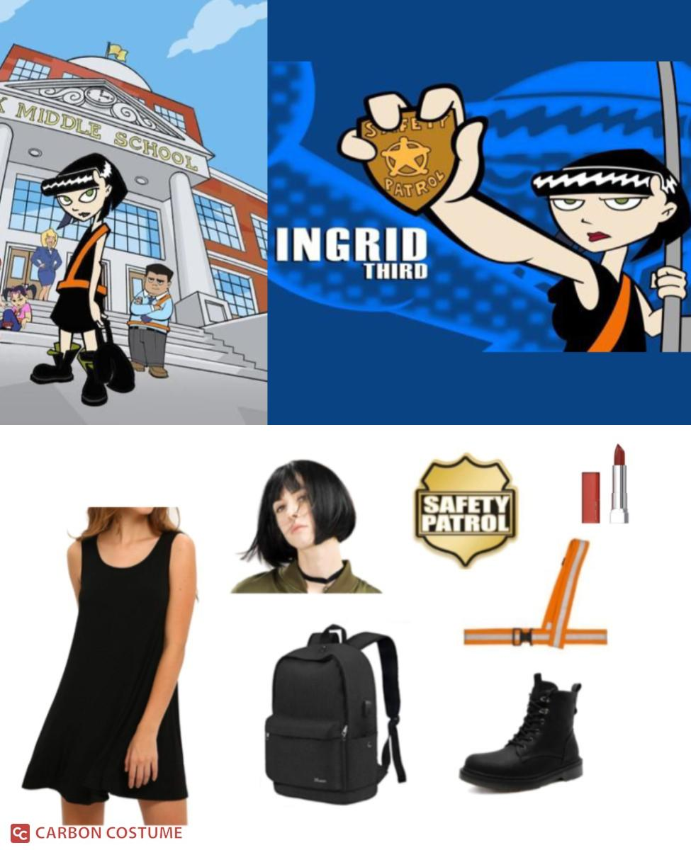 Ingrid Third from Fillmore! Cosplay Guide