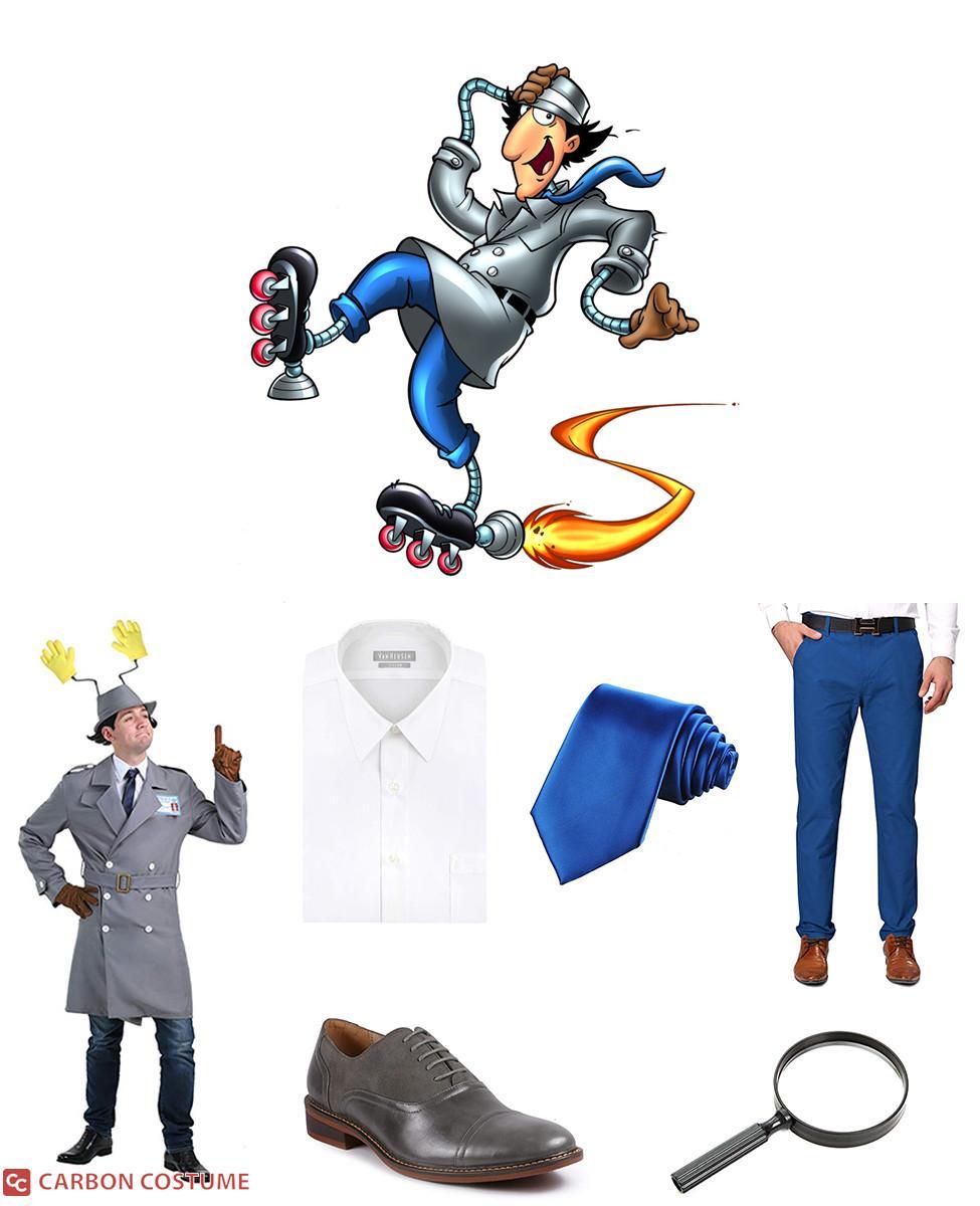 Inspector Gadget Cosplay Guide