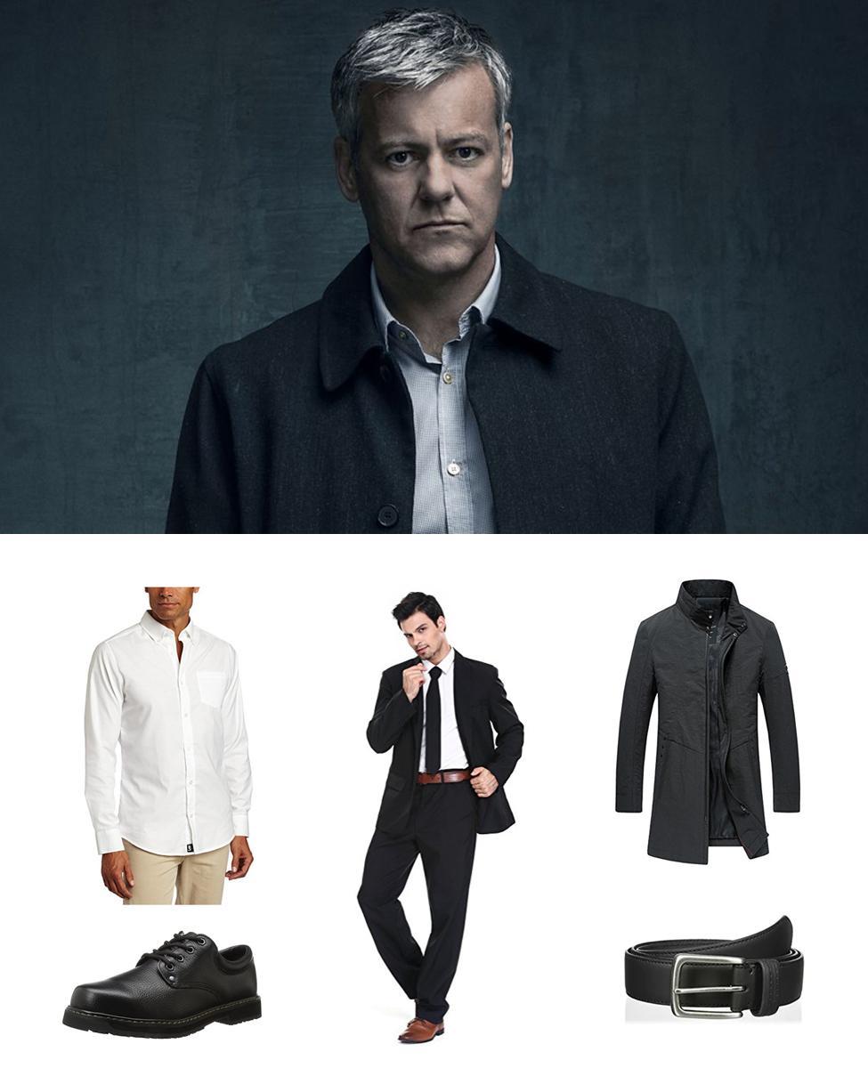 Inspector Lestrade (BBC) Cosplay Guide