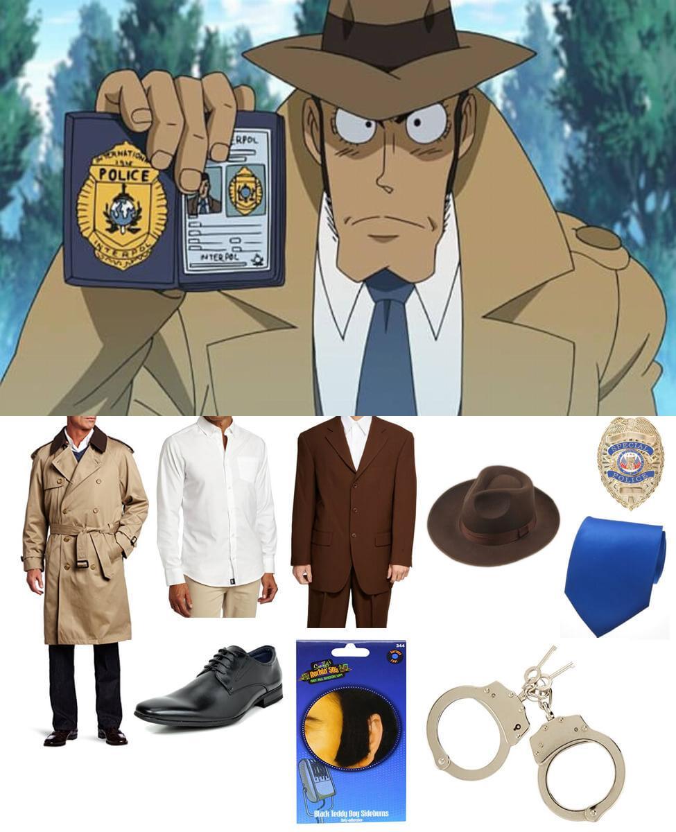Inspector Zenigata Cosplay Guide