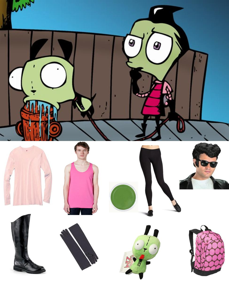 Invader Zim Cosplay Guide