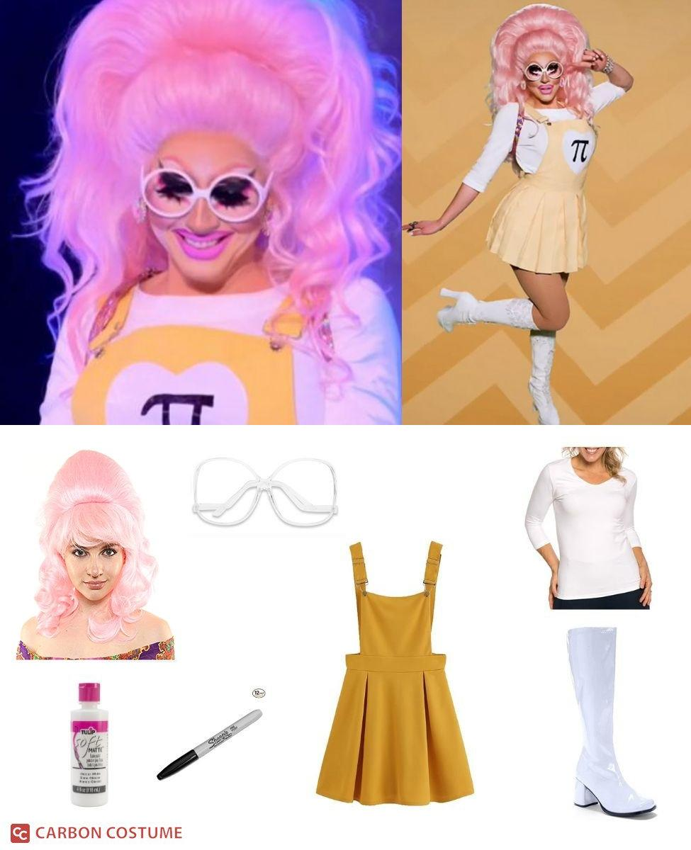 IQ Kitty from RuPaul's Drag Race Cosplay Guide