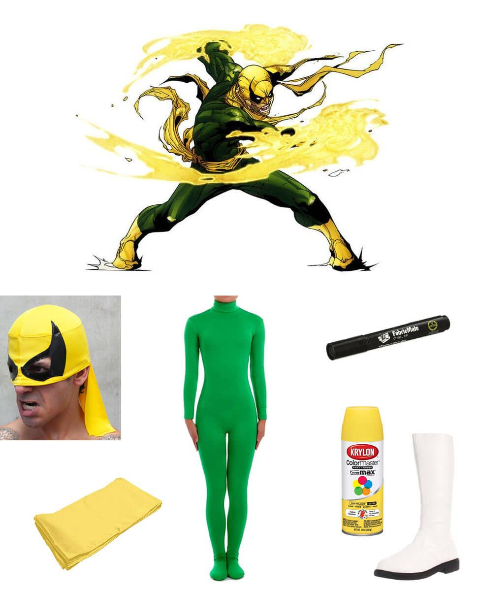 Iron Fist Cosplay Guide