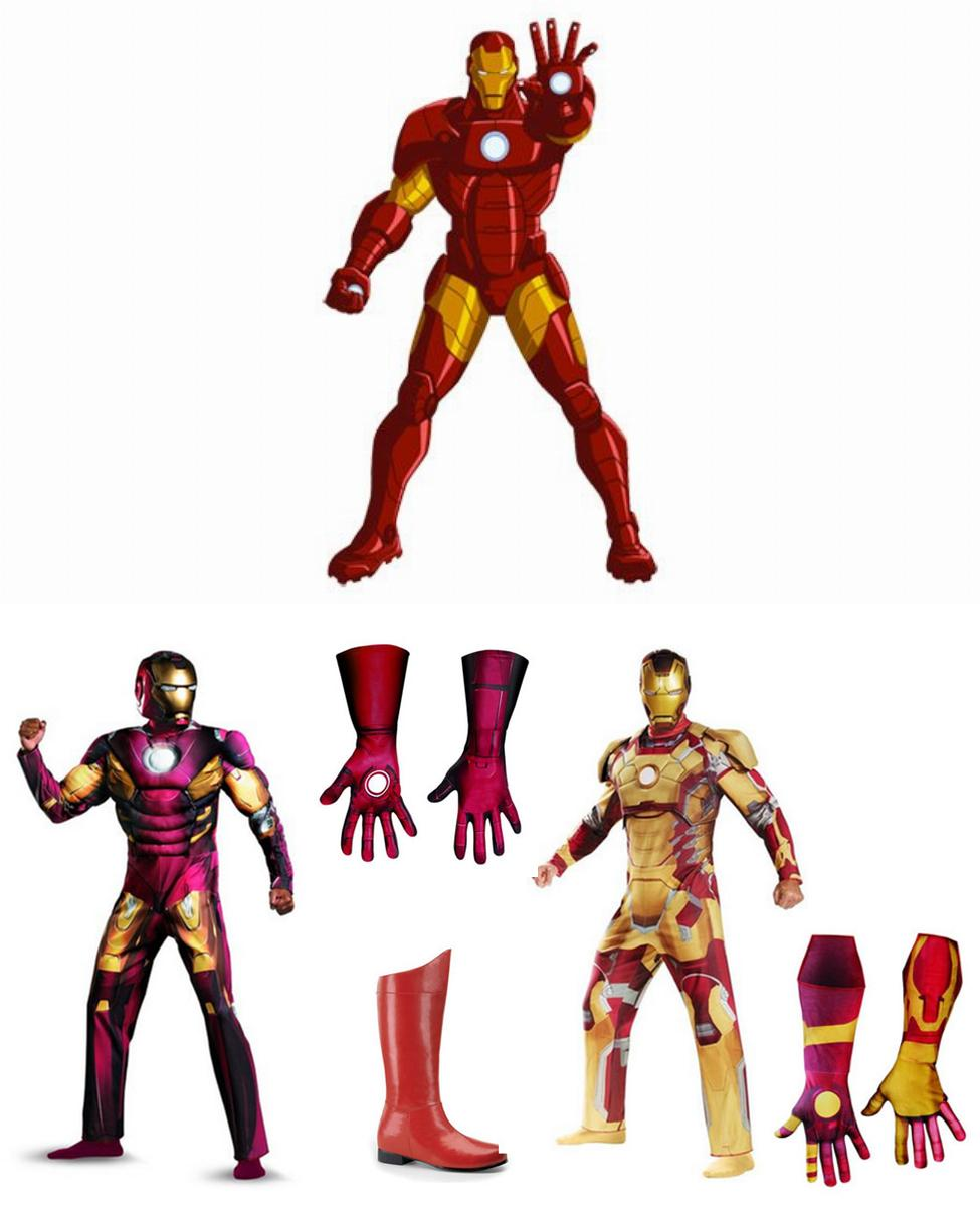 Iron Man Cosplay Guide