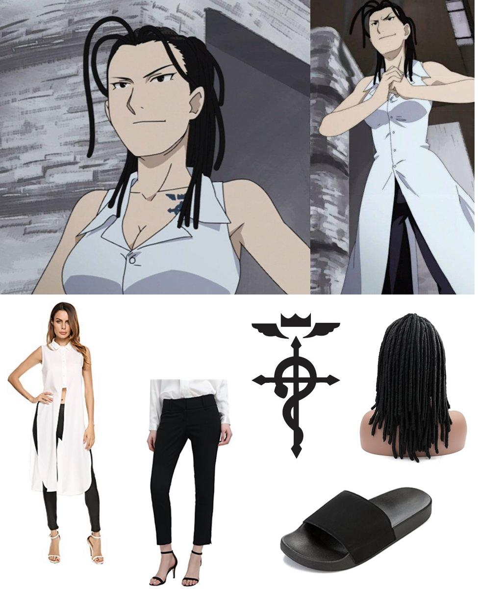 Izumi Curtis Cosplay Guide