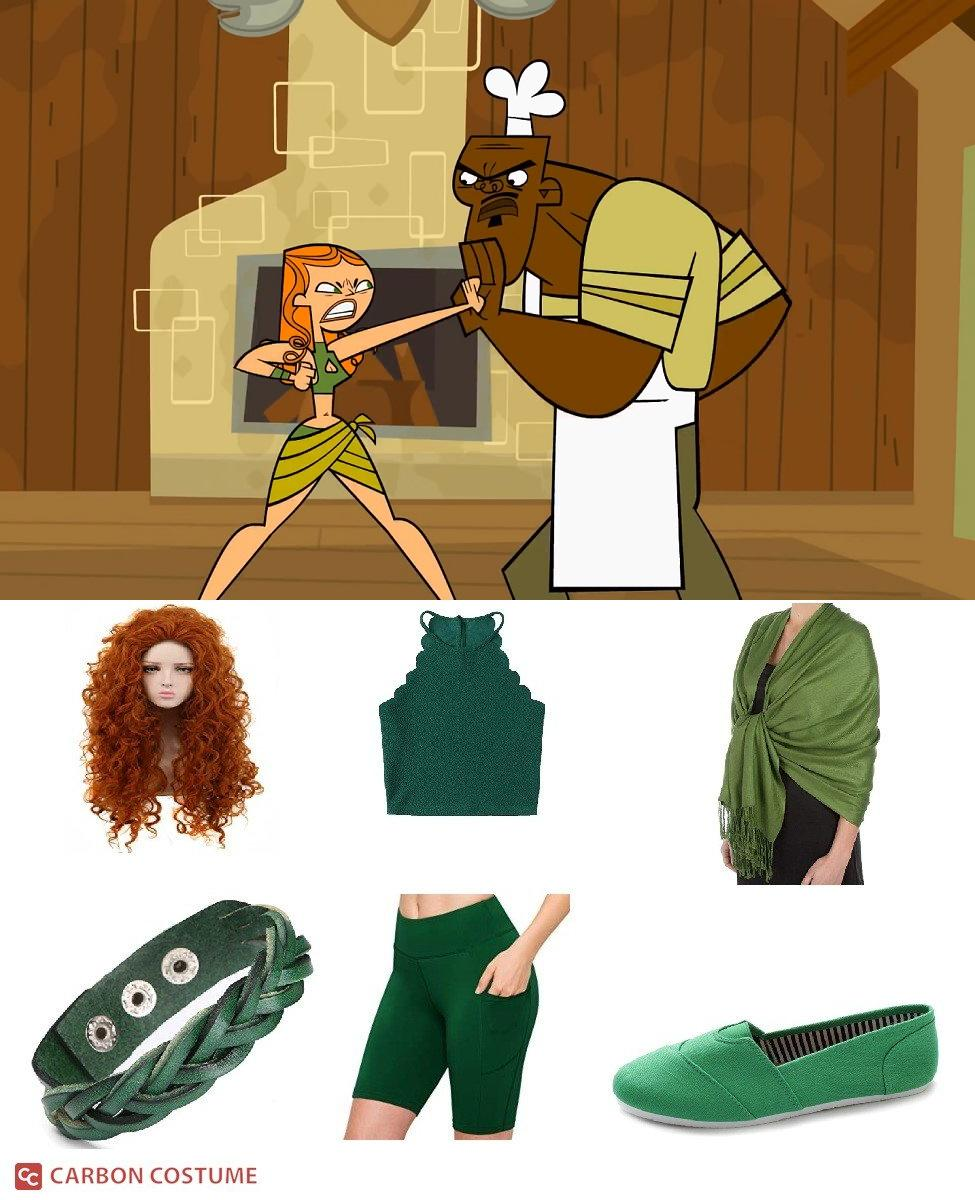 Izzy from Total Drama Island Cosplay Guide