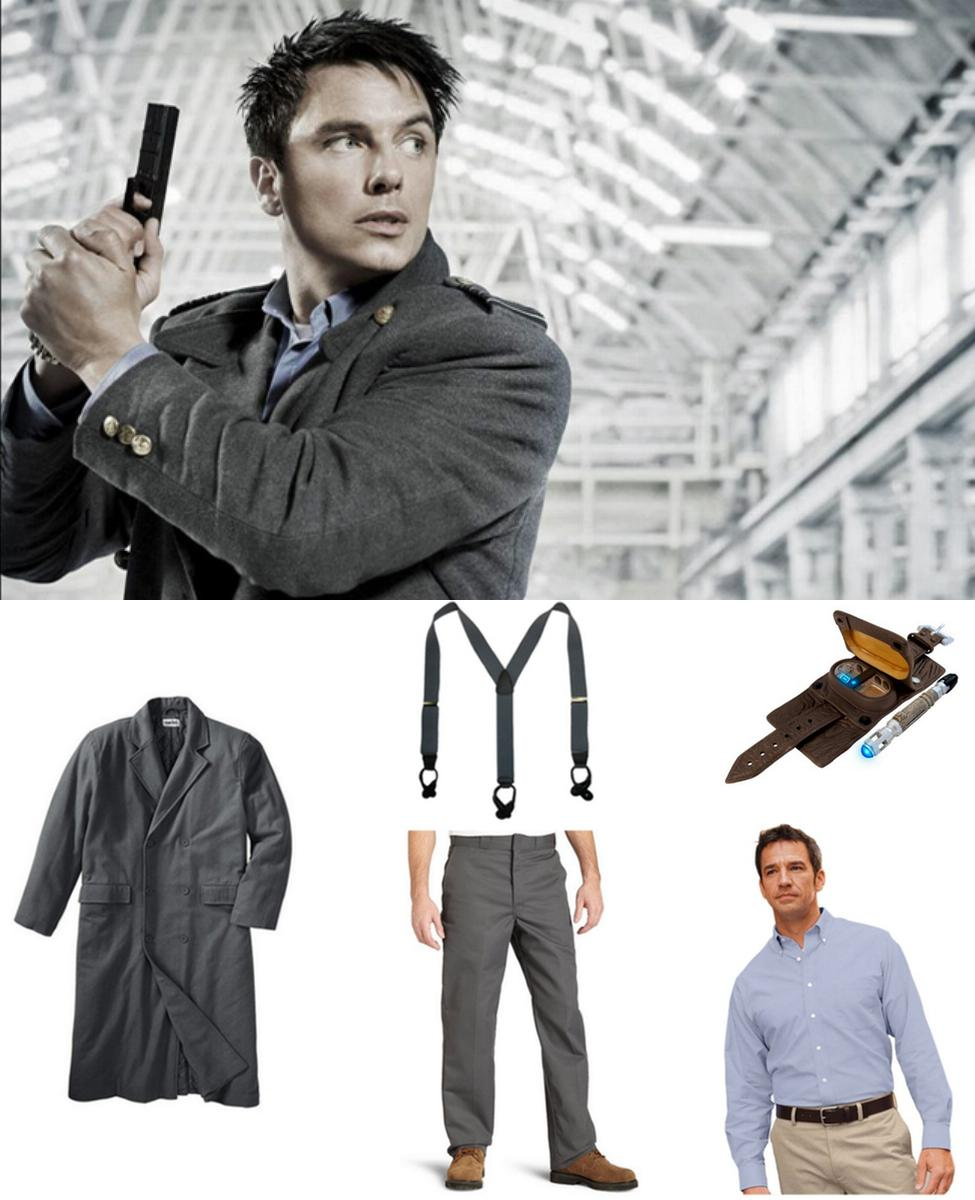 Jack Harkness Cosplay Guide