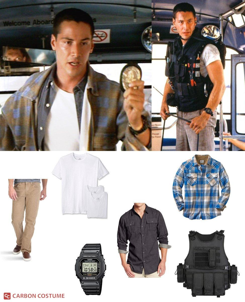 Jack Traven from Speed Cosplay Guide