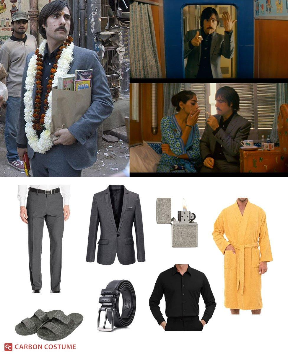 Jack Whitman from The Darjeeling Limited Cosplay Guide