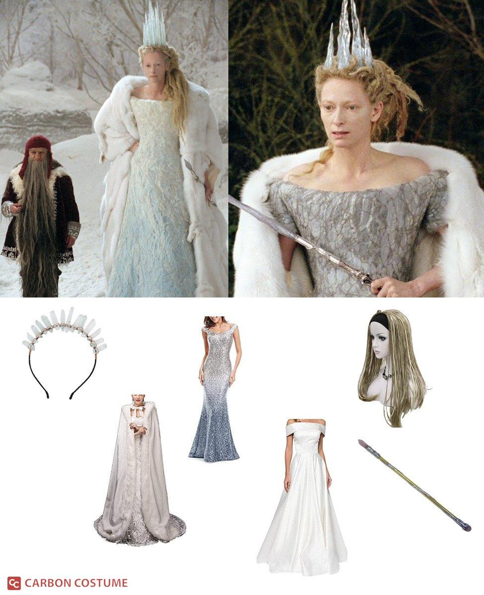 Jadis the White Witch from The Chronicles of Narnia: The Lion, the Witch, and the Wardrobe Cosplay Guide