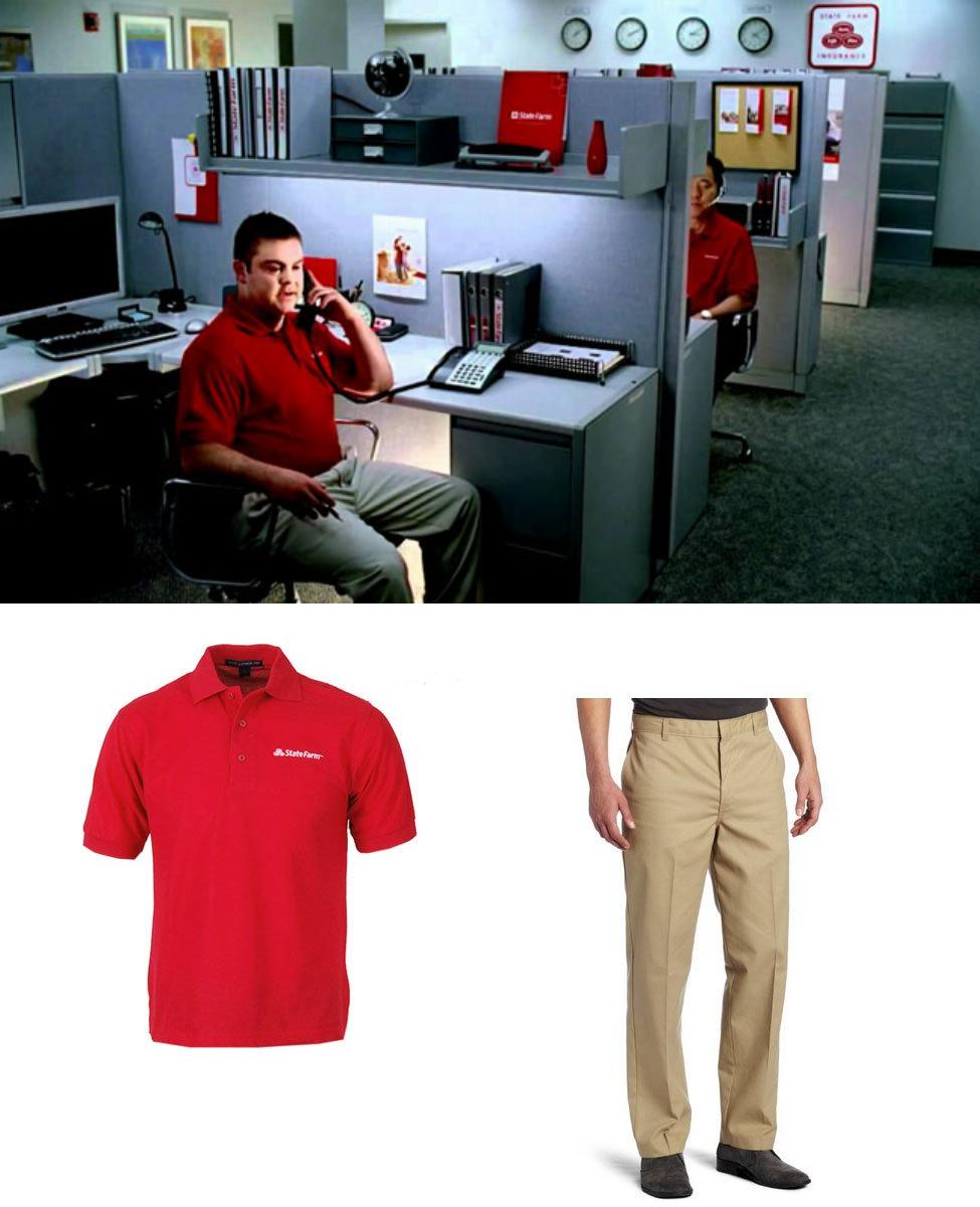 Jake from State Farm Cosplay Guide