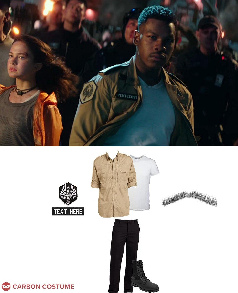 Jake Pentecost from Pacific Rim Uprising Cosplay Guide