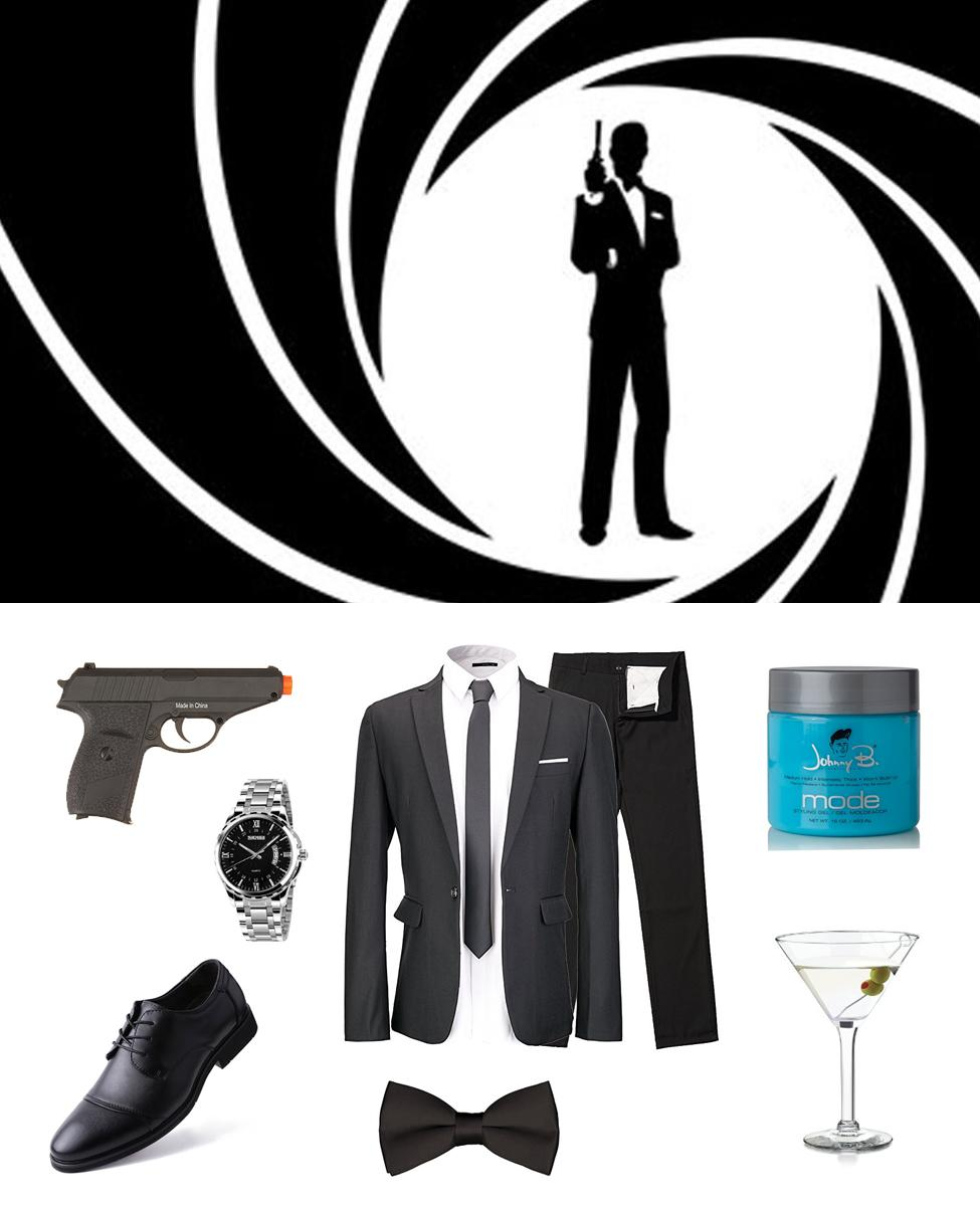 James Bond Cosplay Guide