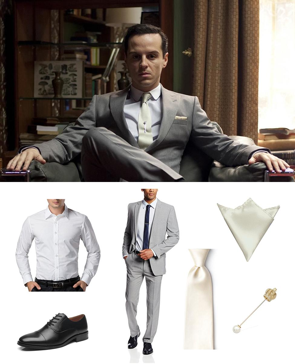 James Moriarty Cosplay Guide