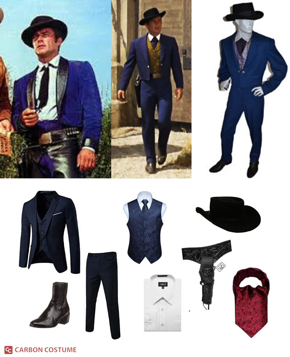 James West from The Wild Wild West Cosplay Guide