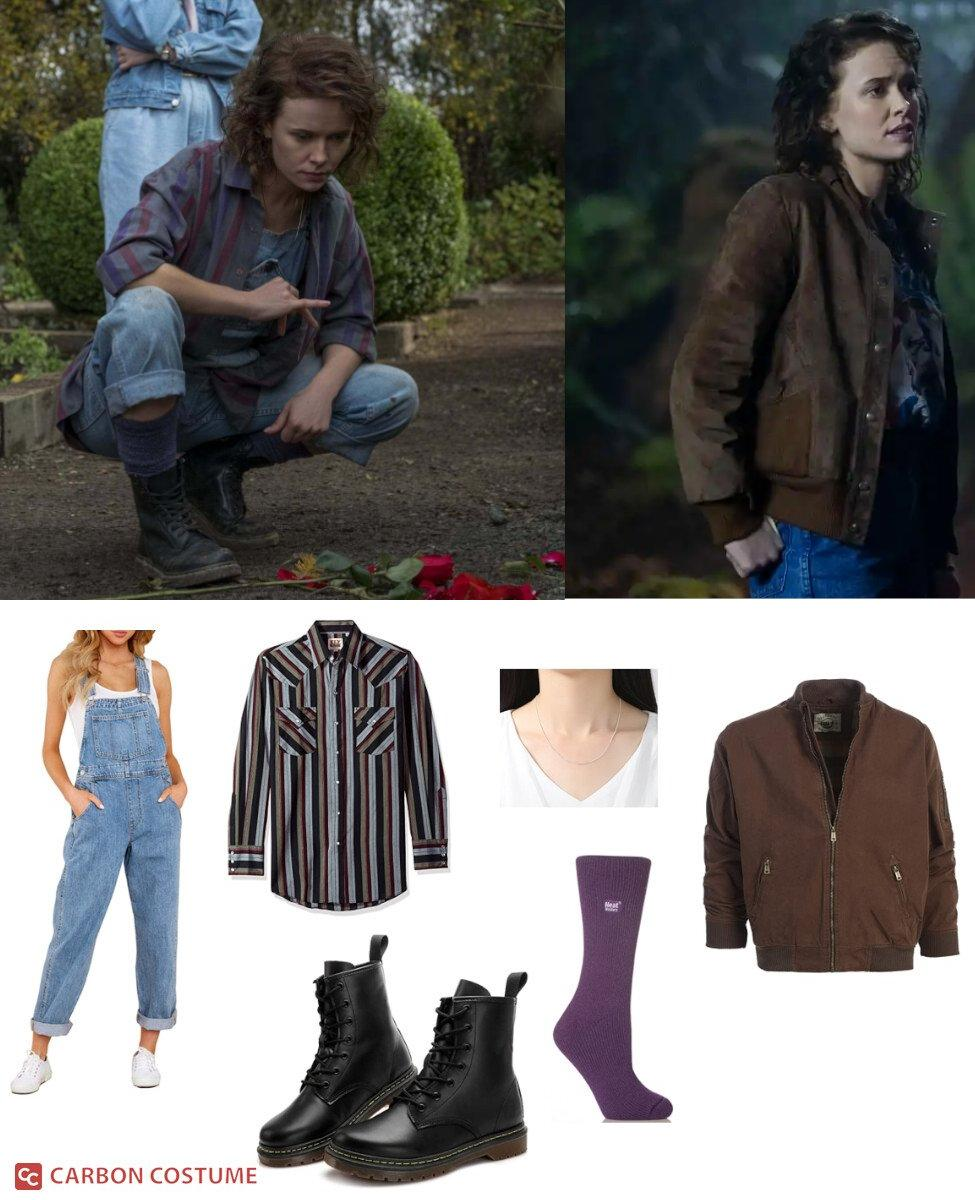 Jamie from The Haunting of Bly Manor Cosplay Guide