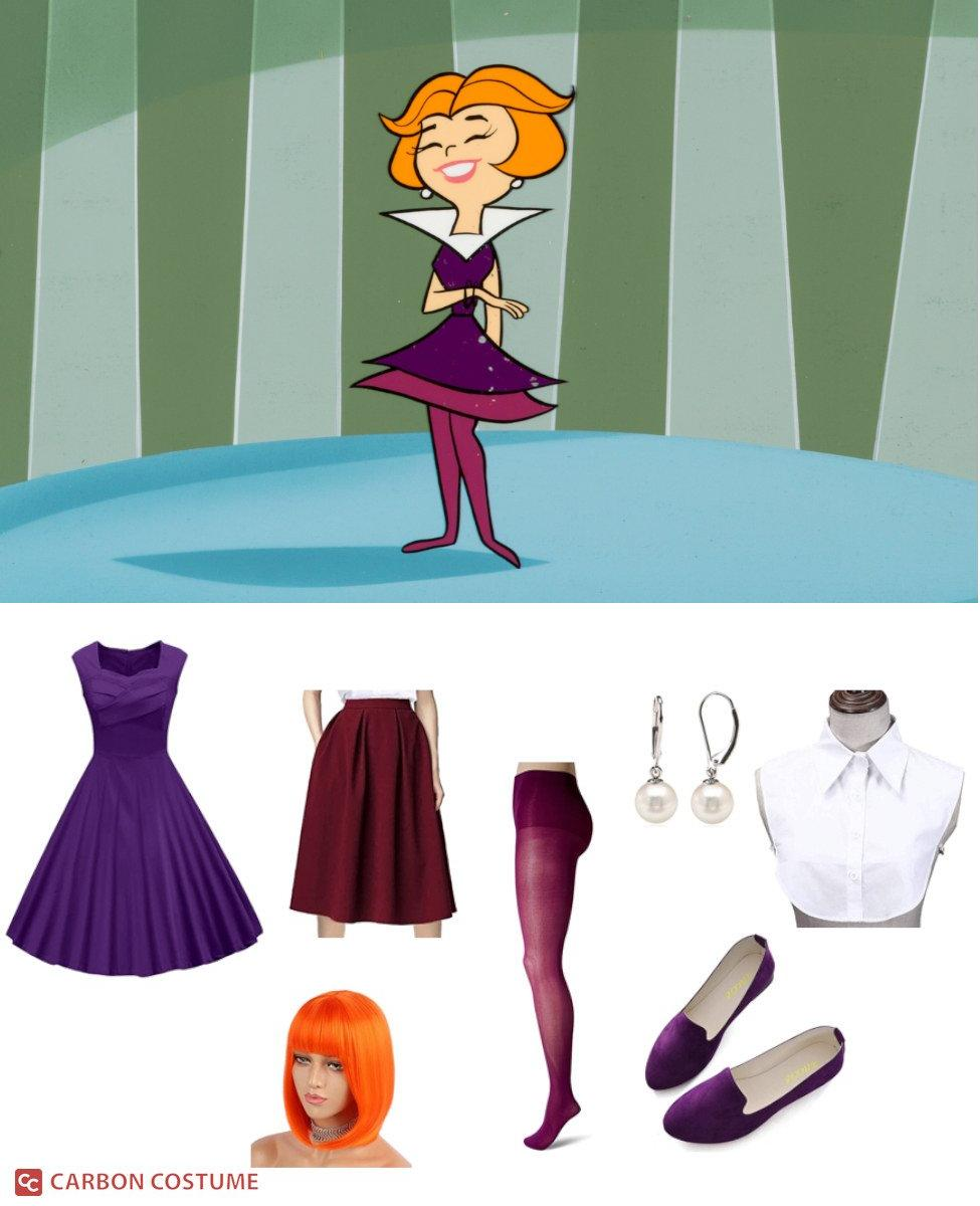 Jane Jetson from The Jetsons Cosplay Guide