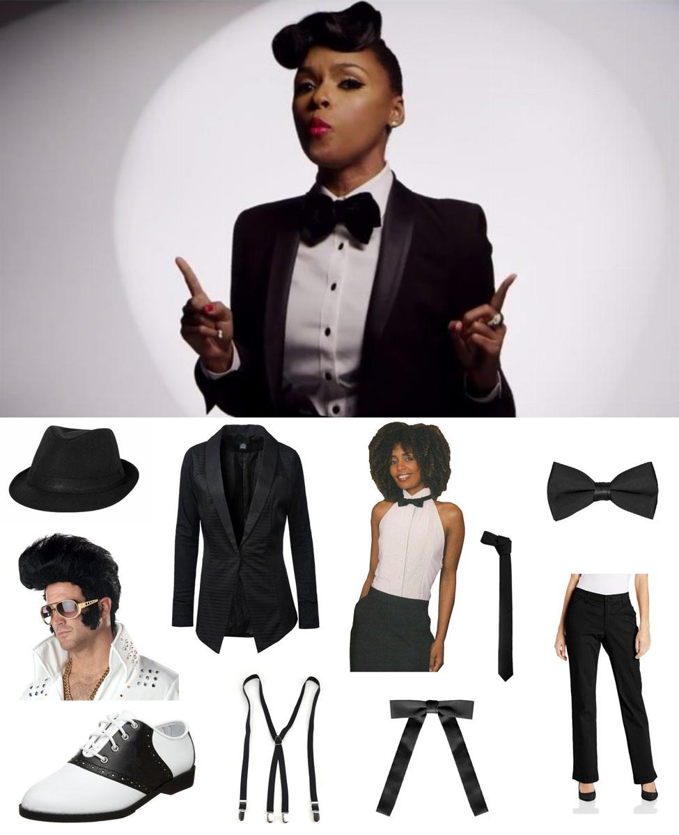 Janelle Monae Cosplay Guide