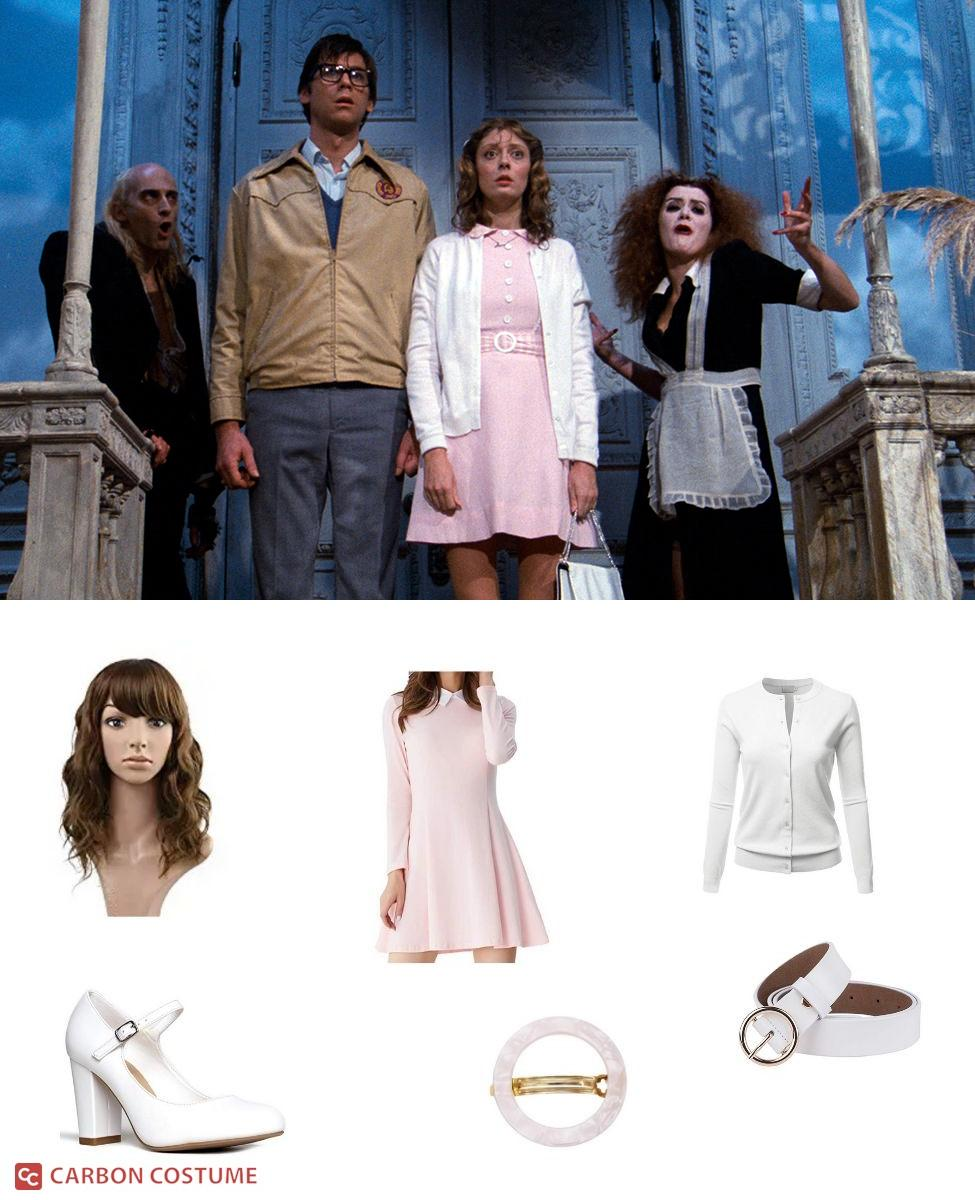 Janet Weiss from Rocky Horror Picture Show Cosplay Guide